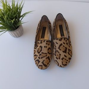 Steven By Steve Madden Animal Print Size 7